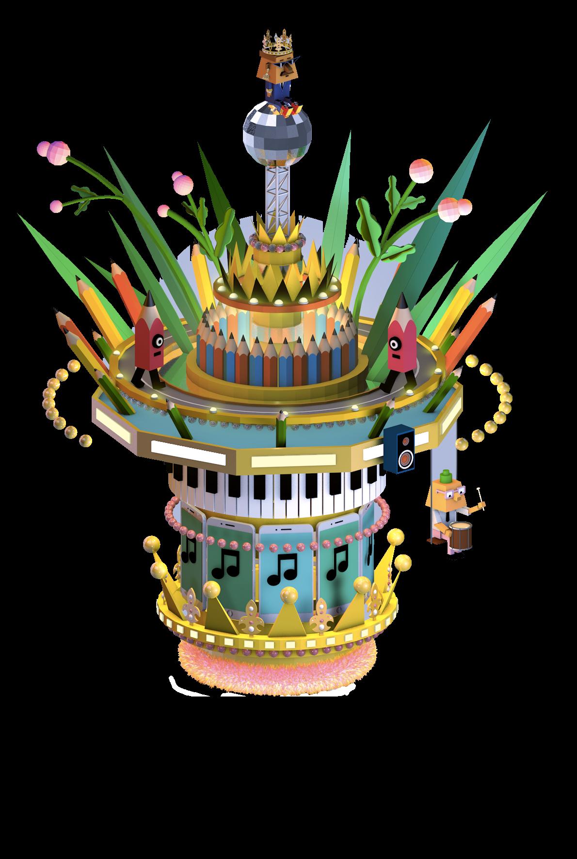 Carnaval Des Deux Rives